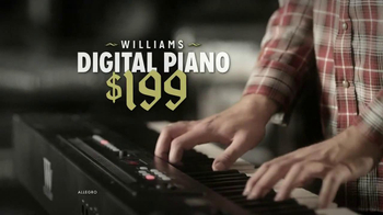 Guitar Center Columbus Day Weekend Sale TV Spot - Thumbnail 4