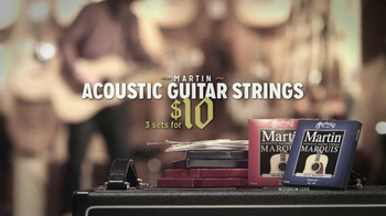 Guitar Center Columbus Day Weekend Sale TV Spot - Thumbnail 6