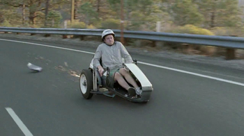 DIRECTV TV Spot, 'Motorcycle Car' - Thumbnail 8
