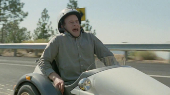 DIRECTV TV Spot, 'Motorcycle Car'