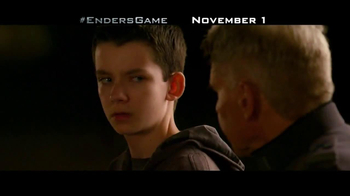 Ender's Game - Alternate Trailer 13