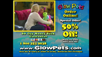 Glow Pets TV Spot, 'Half Off' - Thumbnail 8
