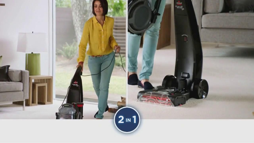 Bissell Deepclean Lift Off Pet Carpet Cleaner Tv Spot