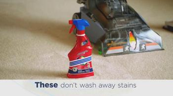 Bissell DeepClean Lift-Off Pet Carpet Cleaner TV Spot - Thumbnail 1