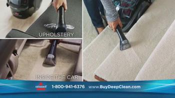 Bissell DeepClean Lift-Off Pet Carpet Cleaner TV Spot - Thumbnail 3