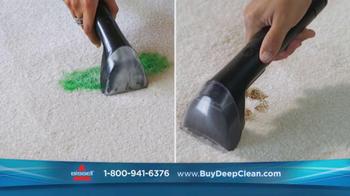 Bissell DeepClean Lift-Off Pet Carpet Cleaner TV Spot - Thumbnail 4