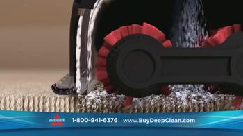 Bissell DeepClean Lift-Off Pet Carpet Cleaner TV Spot - Thumbnail 5
