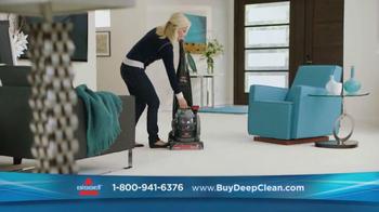 Bissell DeepClean Lift-Off Pet Carpet Cleaner TV Spot - Thumbnail 7
