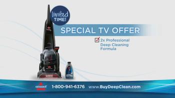 Bissell DeepClean Lift-Off Pet Carpet Cleaner TV Spot - Thumbnail 8