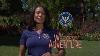 President's Council TV Spot, 'Litton's Weekend Adventure'