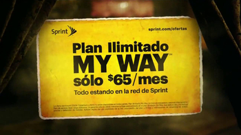 Sprint Unlimited, My Way TV Spot, 'Adivino' [Spanish] - Thumbnail 9