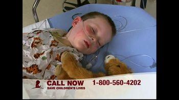 St. Jude Children\'s Research Hospital TV Spot, \'Hope Begins\'