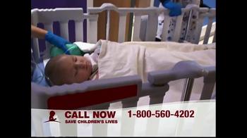 St. Jude Children's Research Hospital TV Spot, 'Hope Begins' - Thumbnail 10