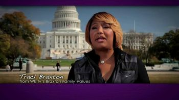 Foundation for Women's Cancer TV Spot Featuring Traci Braxton