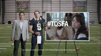 Verizon NFL Mobile TV Spot, 'Baby Shower' [Spanish] - Thumbnail 8