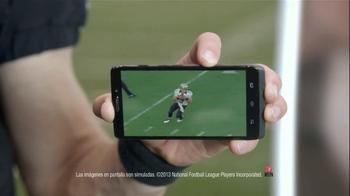 Verizon NFL Mobile TV Spot, 'Baby Shower' [Spanish] - Thumbnail 9