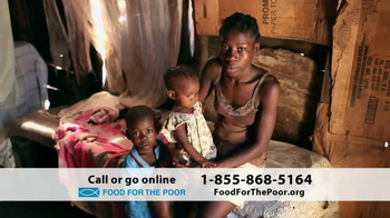 Food For The Poor TV Spot - Thumbnail 5