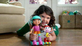 Skate and Spin Dora and Boots TV Spot - Thumbnail 5