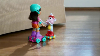 Skate and Spin Dora and Boots TV Spot - Thumbnail 6