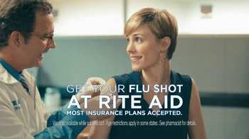 Rite Aid Flu Shot TV Spot, 'Feeling Your Best' - Thumbnail 7