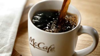 McDonald's McCafe Coffee TV Spot, 'Mornings' - Thumbnail 3