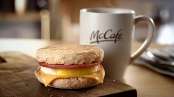 McDonald's McCafe Coffee TV Spot, 'Mornings'