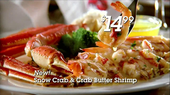 Red Lobster Crabfest TV Spot, 'Almost Over' - Thumbnail 4