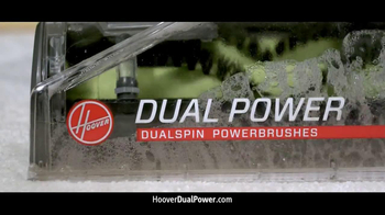 Hoover Dual Power TV Spot - Thumbnail 4