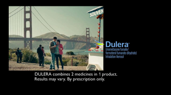Dulera TV Spot, \'Amy\'s World\'