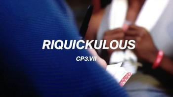 Jordan TV Spot, 'Riquickulous Locker Room' Featuring Chris Paul - Thumbnail 5