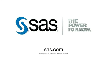 SAS TV Spot, 'Shoe Store' - Thumbnail 8