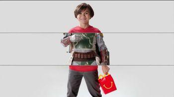 McDonald's Happy Meal TV Spot, 'Star Wars'