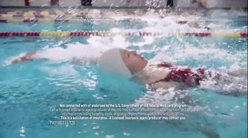 AARP Healthcare Options TV Spot, 'Swimming' - Thumbnail 3
