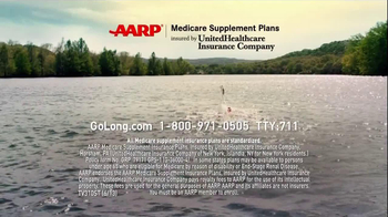 AARP Healthcare Options TV Spot, 'Swimming'