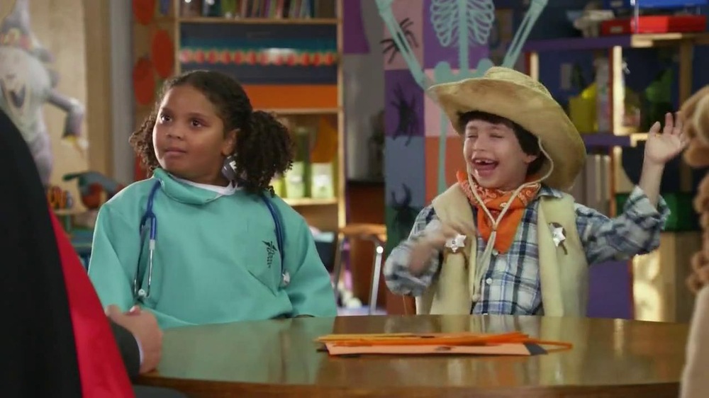 AT&T TV Commercial, 'Happy Halloween: Cowboy'