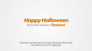 AT&T TV Spot, 'Happy Halloween: Cowboy' - Thumbnail 8
