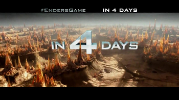 Ender's Game - Alternate Trailer 16