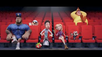 MovieTickets.com App TV Spot, 'Cloudy with a Chance of Meatballs 2'