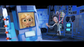 MovieTickets.com App TV Spot, 'Cloudy with a Chance of Meatballs 2' - Thumbnail 2