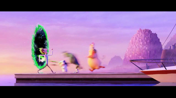 MovieTickets.com App TV Spot, 'Cloudy with a Chance of Meatballs 2' - Thumbnail 4