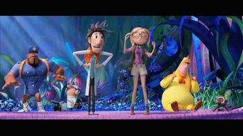 MovieTickets.com App TV Spot, 'Cloudy with a Chance of Meatballs 2' - Thumbnail 5