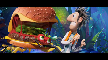 MovieTickets.com App TV Spot, 'Cloudy with a Chance of Meatballs 2' - Thumbnail 7