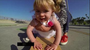 GoPro HERO3 TV Spot, 'Skateboarding Baby' Song by Eternal Summers - Thumbnail 3