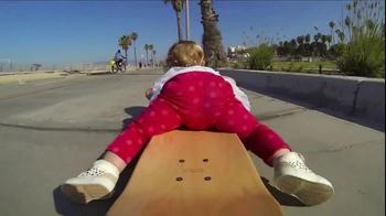 GoPro HERO3 TV Spot, 'Skateboarding Baby' Song by Eternal Summers - Thumbnail 5