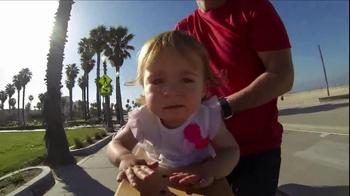 GoPro HERO3 TV Spot, 'Skateboarding Baby' Song by Eternal Summers - Thumbnail 6