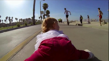 GoPro HERO3 TV Spot, 'Skateboarding Baby' Song by Eternal Summers - Thumbnail 7