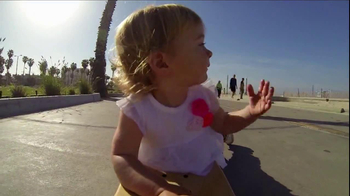 GoPro HERO3 TV Spot, 'Skateboarding Baby' Song by Eternal Summers - Thumbnail 8