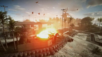 Battlefield 4 TV Spot,'Only in Battlefield 4: Accolades' Song by Aloe Blacc - Thumbnail 9