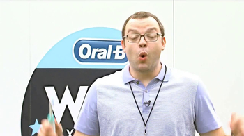 Oral-B TV Deep Sweep Spot, 'The WOW Experiment' - Thumbnail 1