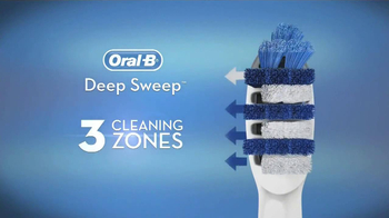 Oral-B TV Deep Sweep Spot, 'The WOW Experiment' - Thumbnail 4